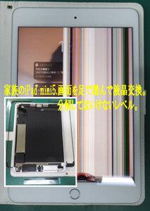 iPadmini5修理
